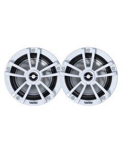 "Infinity 622MLW 6.5"" 2-Way Multi-Element Marine Speakers - White"