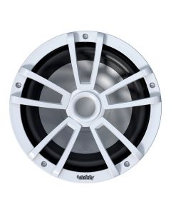 """Infinity 1022MLW 10"""" Multi-Element Marine Subwoofer w/Grille - White"""