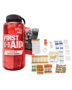 Adventure Medical First Aid 32oz Canteen & Medical Kit