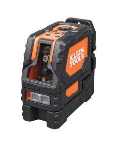 Klein Tools Self-Leveling Cross-Line Laser Level w/Plumb Spot