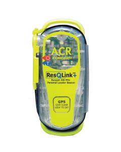 ACR ResQLink+™ 406 MHz GPS PLB Floats w/o Pouch - *Case of 4*