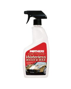 Mothers Waterless Wash And Wax - 24oz Spray - *Case of 6*