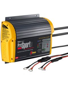 ProMariner ProSport 8 Gen 3 Heavy Duty Recreational Series On-Board Marine Battery Charger - 8 Amp - 2 Bank - *Case of 6*