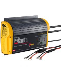 ProMariner ProSport 12 Gen 3 Heavy Duty Recreational Series On-Board Marine Battery Charger - 12 Amp - 2 Bank - *Case of 6*