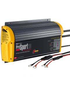 ProMariner ProSport 20 Gen 3 Heavy Duty Recreational Series On-Board Marine Battery Charger - 20 Amp - 2 Bank - 12/24V - *Case of 4*