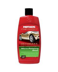 Mothers California Gold Micro-Polishing Glaze 16oz - Step 2 - *Case of 6*