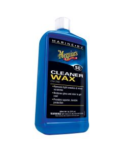Meguiar's Boat/RV Cleaner Wax - 32 oz - *Case of 6*