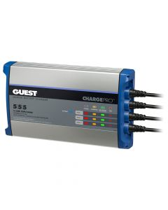 Guest On-Board Battery Charger 15A / 12V - 3 Bank - 120V Input