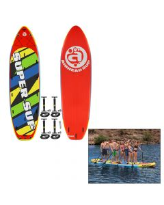 AIRHEAD Super SUP - 8-Person