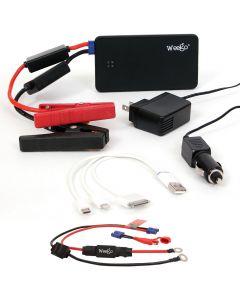 Weego JS6 Standard Jump Starter w/Marine/Auto Tether