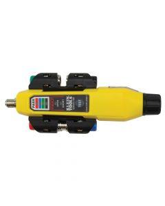 Klein Tools Coax Explorer® 2 Tester w/Remote Kit