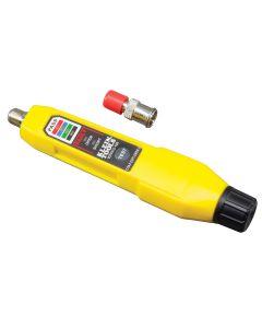 Klein Tools Coax Explorer® 2 Tester w/1 Red Remote