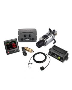Garmin Compact Reactor™ 40 Hydraulic Autopilot w/GHC™ 20 and Shadow Drive™ Pack