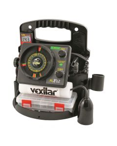 Vexilar Pro Pack FLX12 w/12º Ice Ducer