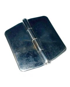 "Southco Stamped Covered Hinge - 316 Stainless Steel - 2.95"" x 2.75"""