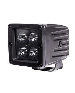 """HEISE Blackout 4 LED Cube Light - 3"""""""