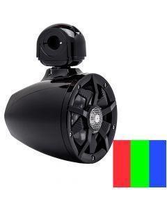 "Clarion 6.5"" Black 2-Way Marine Tower Speakers"
