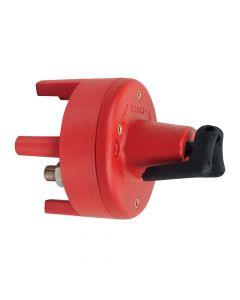 Perko Dual Battery Switch w/Mounting Ring & Legs head Mount