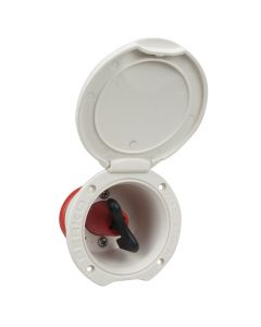 Perko Single Battery Disconnect Switch - Cup Mount
