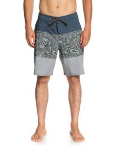 "Quiksilver Waterman Liberty Triblock 20"" Boardshorts"