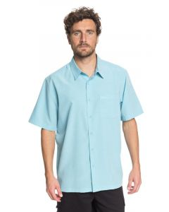 Quiksilver Men's Waterman Centinela Short Sleeve Shirt