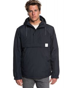 Quiksilver Men's Tazawa Water Resistant Hooded Anorak