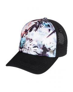 Roxy Women's Waves Machines  Trucker Hat