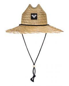 Roxy Women's Tomboy Raw Hat True Black