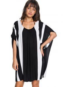 Roxy Women's Vacay Feeling Sleeveless Dress True Black