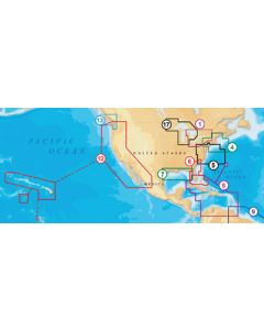 Platinum+ Multi-Dimensional Marine Charts (Navionics)