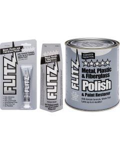 FLITZ METAL, PLASTIC & FIBERGLASS POLISH + PAINT RESTORER