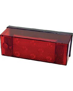 """LED Over 80"""" Wide Combination Tail Light - Anderson Marine"""