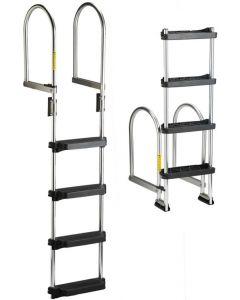 Garelick Dock/Raft ladder - Flip Up Dock Ladders