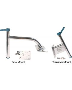 King Pin - Shallow Water Anchor Brackets and Accessories Shallow Water Anchor