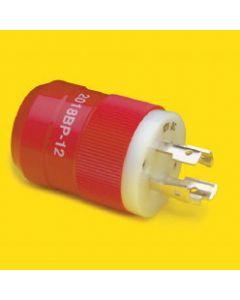 Marinco DC 4-Wire 12/24V Locking Charging/Trolling System