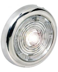 Led Round Interior/Exterior Light (Attwood Marine)