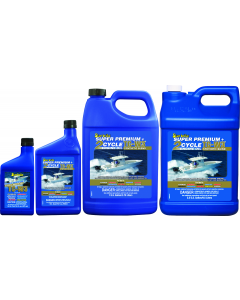 Star Brite Super Premium 2-Cycle Synthetic Blend Oil