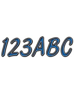 Registration Kits & Boat Decals - Series 400 & 420 (Hardline Products)