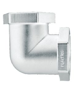 Plastic Elbows (Brass Fittings)