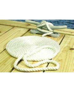 Seachoice 3-Strand Twisted Nylon Dock Line Twisted Dock Lines
