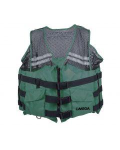 Fishing Vest, Mesh - Flowt