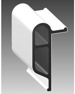 Taylormade Dock Pro Vinyl Dock Edging: Heavy Duty Double Molded Profiles: Small Edge Gard Dock Side Bumpers