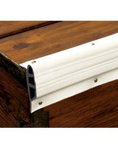 Dock Pro™ Vinyl Dock Edging: Heavy Duty Double Molded Profiles: Medium Edge Gard