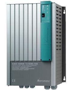 Mass Combi 120v Inverter/Charger - Pure Sine Wave (Mastervolt)