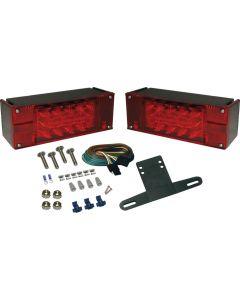 Seasense LED Low Profile Trailer Tail Light Kit