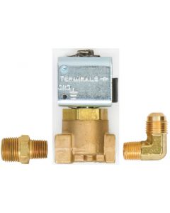 Low Pressure Gas Solenoid Kit (Trident Hose)