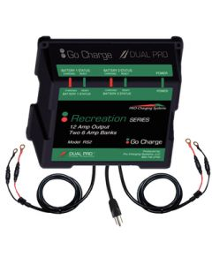 Recreation Battery Charger (Dual Pro)