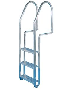 Dock Edge Quick Release Aluminum Ladder Dock Ladders