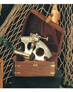 Lifeboat Sextant with Box