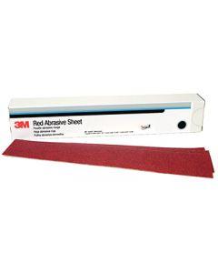 Red Abrasive Hookit™ Film Disc (3m Marine)